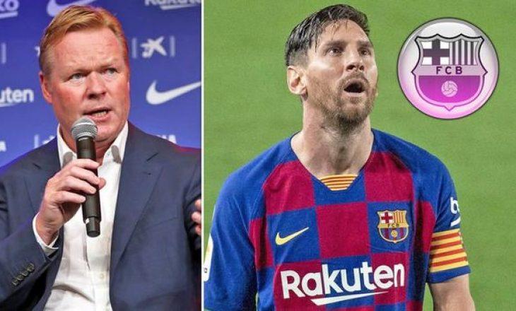 Ronald Koeman i tha diçka Messi-t që shtyu atë të kërkojë largimin