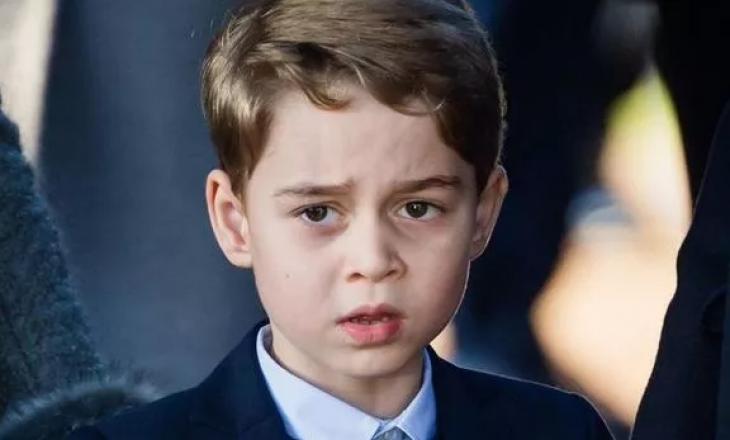 Princi George është trashigimtari i parë në listë për të u bërë mbret pas princit Charles