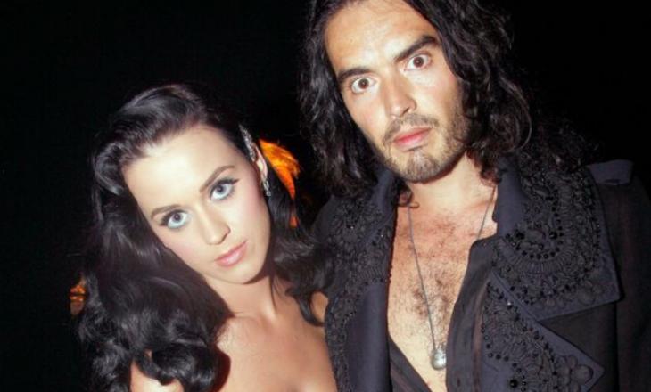 Katy Perry rrëfehet për martesën turbulente me Rusell Brand