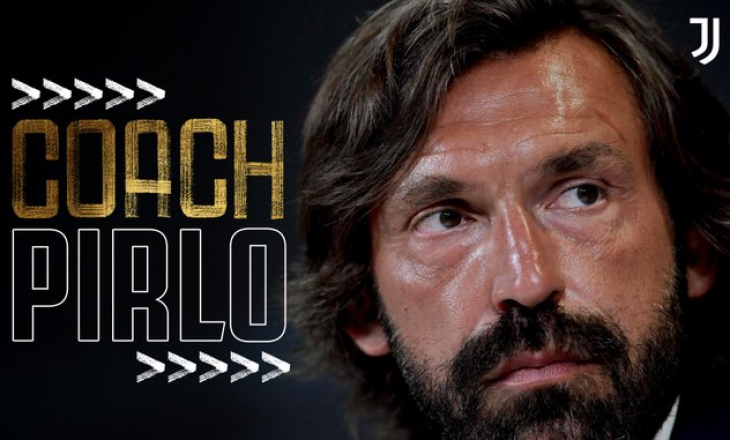 ZYRTARE: Jo Pochettino – por Andrea Pirlo emërohet trajner i Juventus