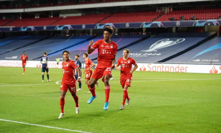 Ka shënuar Bayern – është elektrizuar ndeshja