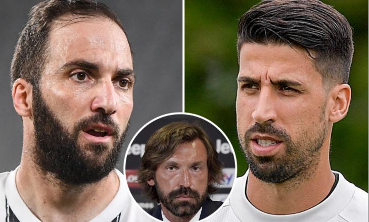 Konfirmon Pirlo: Gonzalo Higuain do të largohet