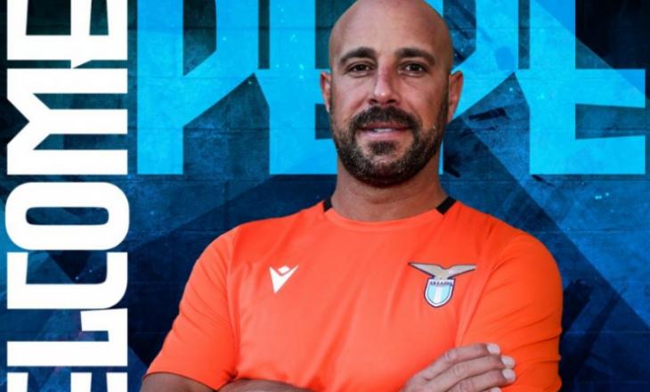 Zyrtare: Pepe Reina tek Lazio