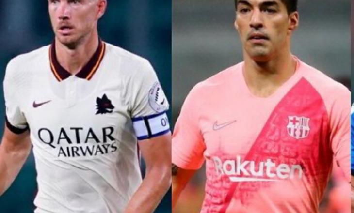 Juventus e largon Higuani, e transferon Suarez dhe Dzeko