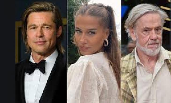 E dashura e re e Brad Pitt është e martuar dhe ka një djalë të vogël
