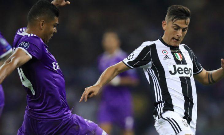 Casemiro tek Juventus?
