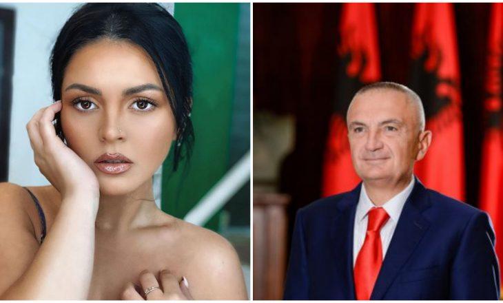 Fifi ka një kërkesë publike për presidentin e Shqipërisë, Ilir Metën