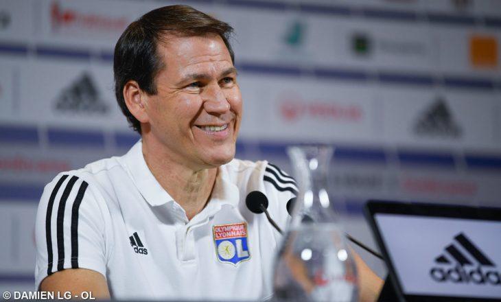 Trajneri i Lyon: Jemi krenar por edhe të zhgënjyer