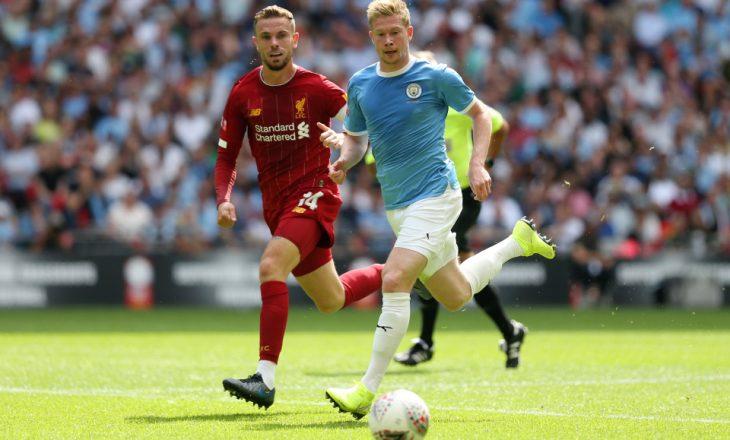 Kevin de Bruyne zgjidhet lojtari i sezonit në Premier Ligë