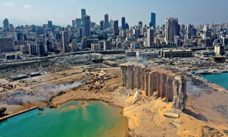 """Bejruti e injoroi prej vitesh paralajmërimin publik se kishte një """"bombë"""" ruse në port"""