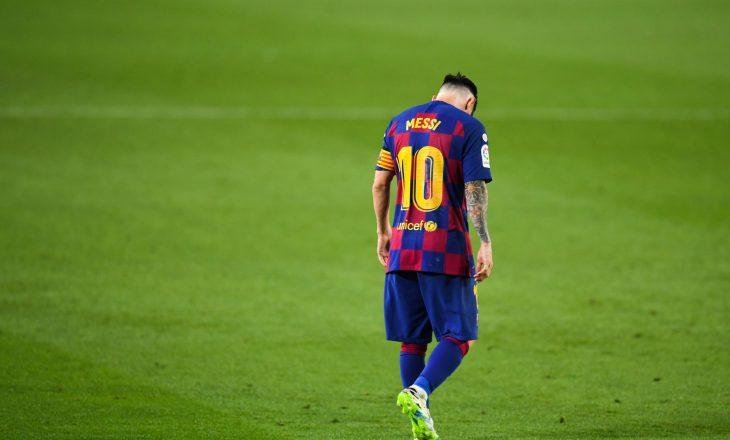 Lionel Messi ka kërkuar largimin – Carles Puyol e falenderon publikisht