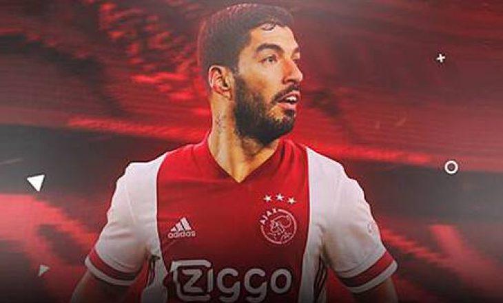 Ajax i bënë ofertë Luis Suarez