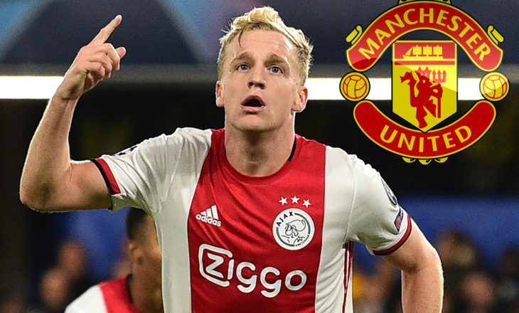Doony van de Beek tek United e kryer – e konfirmojnë babai i tij dhe van Dijk