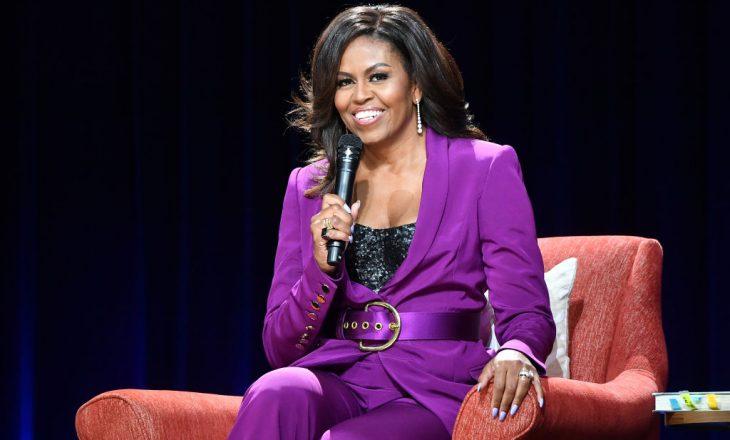 Michelle Obama thotë se po vuan nga 'depresioni i shkallës së ulët'