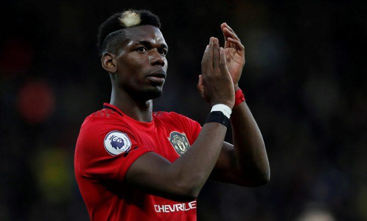 E konfirmon Raiola: Paul Pogba nuk largohet nga Manchester United