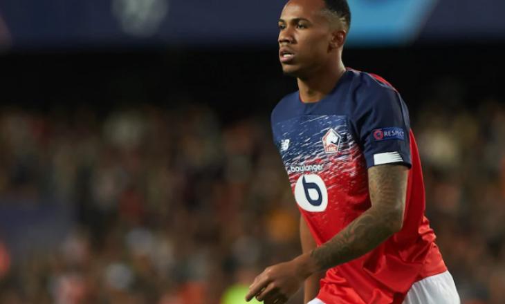 Arsenal shumë afër të sjellin mbrojtësin e Lille për 30 milionë euro