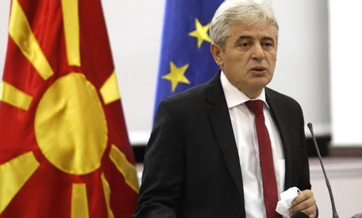 Ali Ahmeti mbështet urdhërin ekzekutiv të Biden