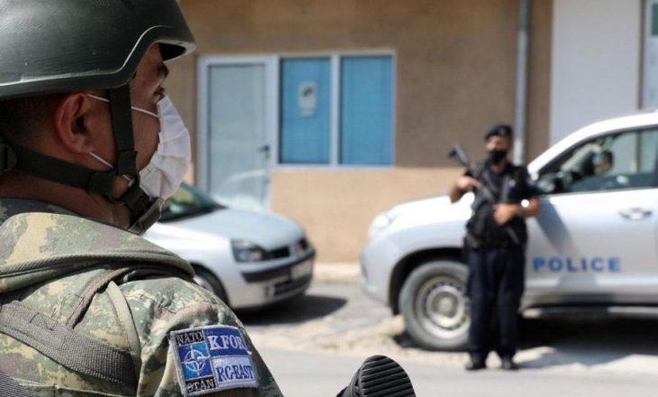 KFOR-i dhe Policia e Kosovës kryejnë patrullim të përbashkët në Kamenicë