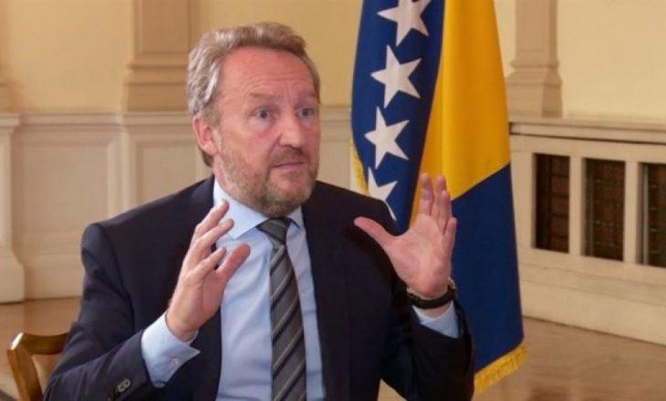 Izetbegoviq: Nëse Serbia e njeh Kosovën, do të hapet oreksi për Bosnjën