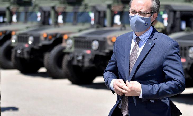 Hoti sugjeron qytetarët të bëhen pjesë e FSK-së