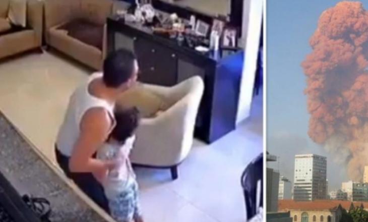 Bejruti, babai nuk di si ta shpëtojë fëmijën (VIDEO)