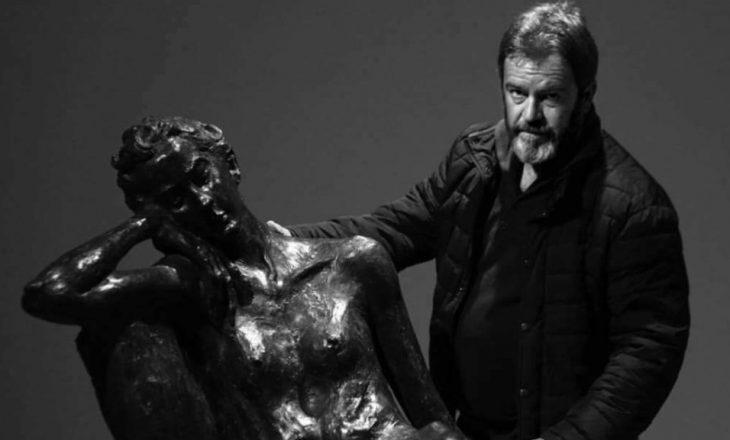 Coronavirus-i i merr jetën skulptorit të njohur shqiptar