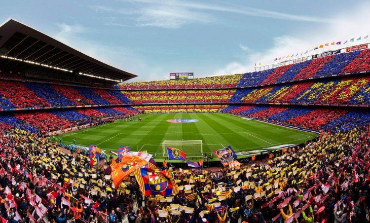 Një sulmues për të mbushur zbrazëtirën që do lënë Messi e Suarez