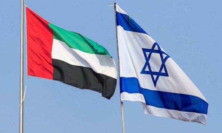 Takim në mes Izraelit dhe Emirateve të Bashkuara Arabe për bashkëpunim tregtar