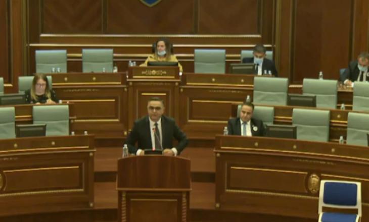 """Tahiri për patrullimin e xhandarmerisë serbe në Kosovë: """"Gabim që duhet të përmirësohet"""""""