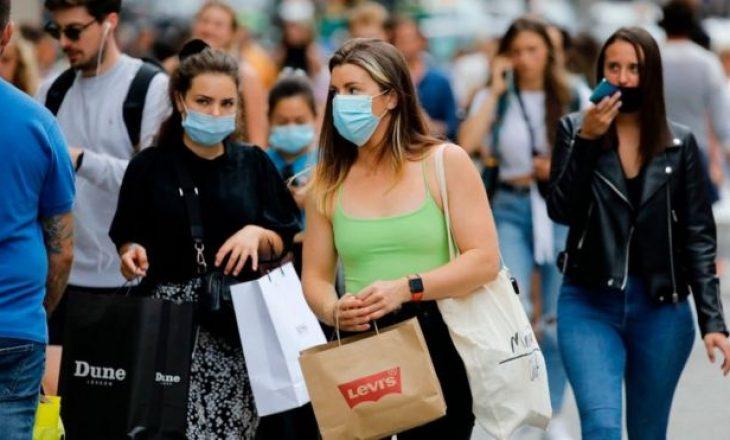 Britania e Madhe regjistron 529 viktima nga Covid-19 në 24 orët e fundit