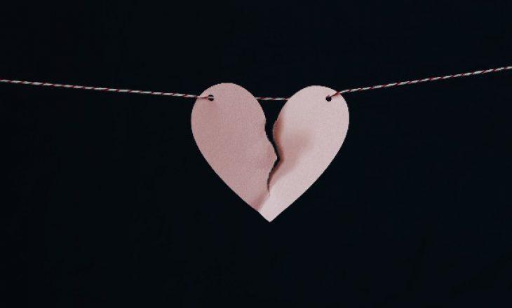 A është e vërtetë sindroma e zemrës së thyer?