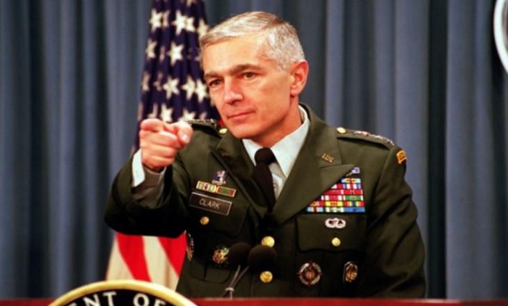 Wesley Clark: Aktakuzat e Gjykatës Speciale pengojnë ecjen para të Kosovës