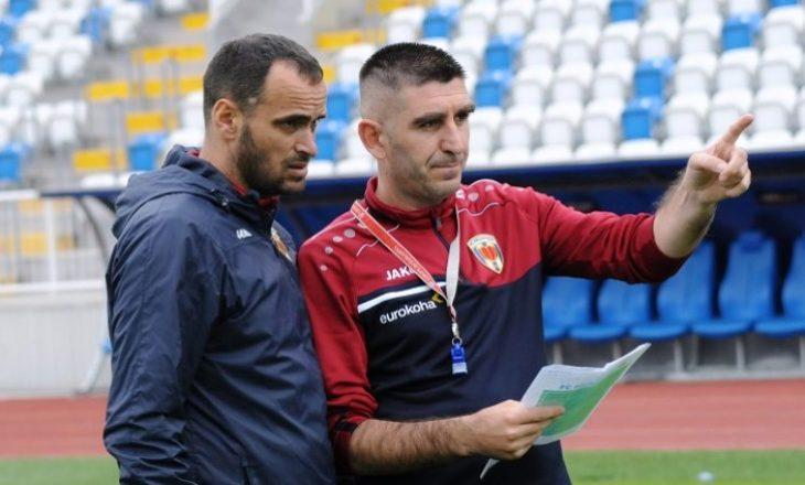 Dallku kritikon trajnerin Prekazi: Marre ju qoftë!