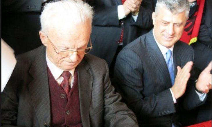 """Presidenti krijon urdhrin """"Adem Demaçi"""", u ndahet personaliteteve që shquhen për qëndresë"""