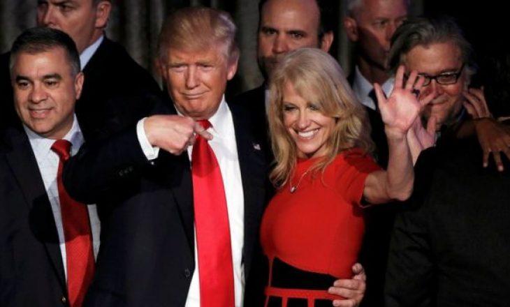 Jep dorëheqje një nga këshilltaret kryesore të Donald Trump