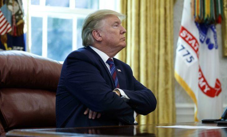 """""""Mundësi reale që Trump të jetë pjesë e takimit në Uashington"""""""