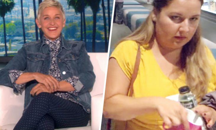 Momenti kur Ellen DeGeneres kishte poshtëruar publikisht një anëtare të audiencës