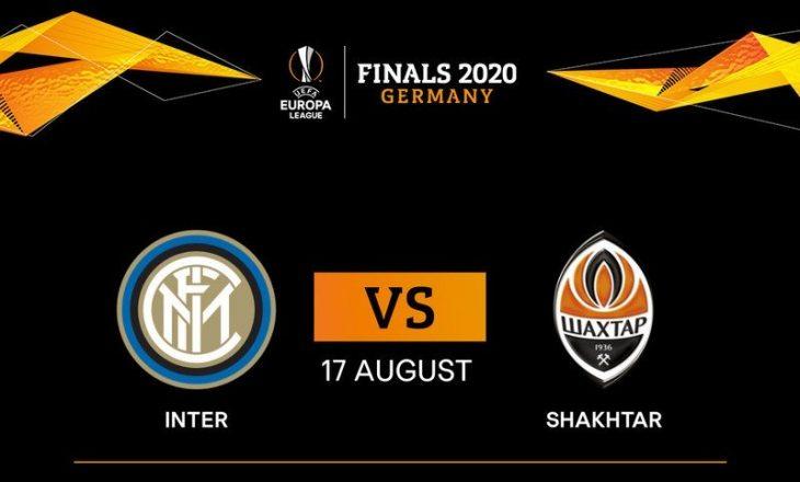 Inter apo Shakhtar Donetsk do të ndeshet me Sevilla-n, në finale