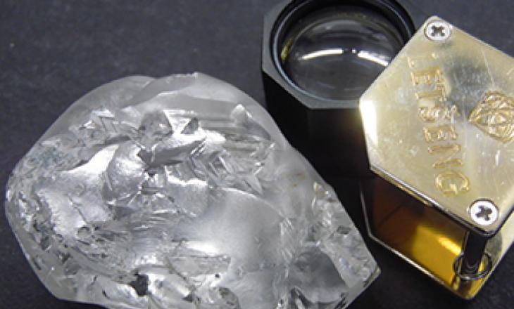 Gjendet një diamant 442 karatësh – mendohet se vlera e tij shkon në 18 milionë dollarë