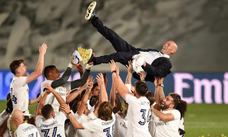 """Zinedine Zidane e """"pastron"""" ekipin – nëntë lojtarë në listën e largimeve"""