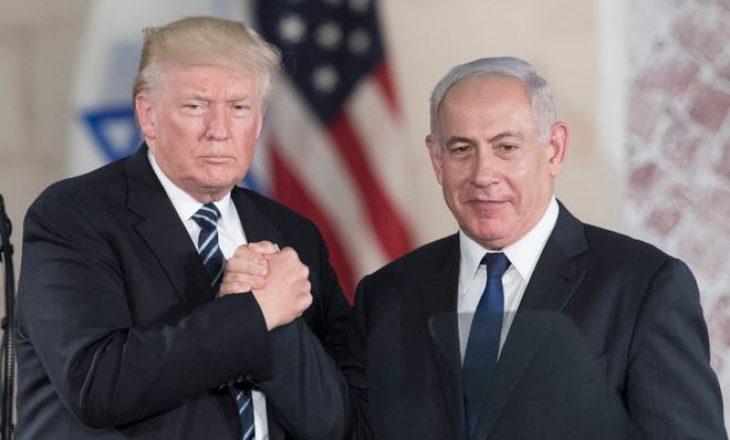 Trump dhe Natanyahu e cilësojnë historike marrëveshjen e Izralit me Emiratet e Bashkuara Arabe