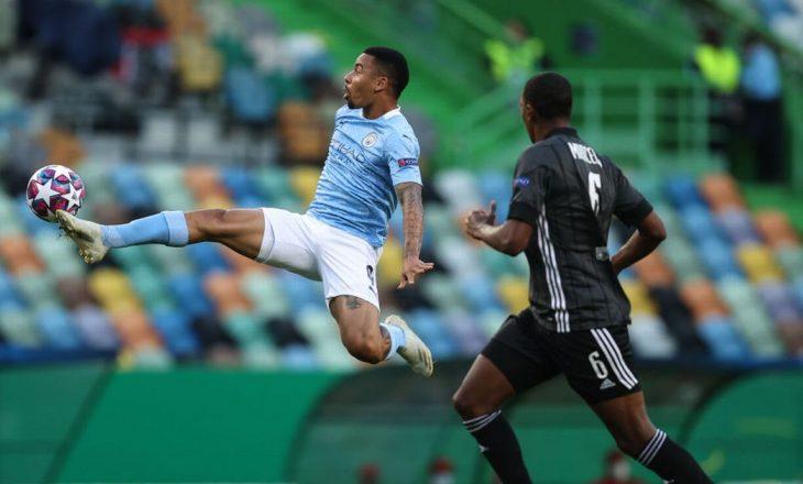 Lyon po befason Manchester City-n, 45 minutat e ardhshme vendimtare