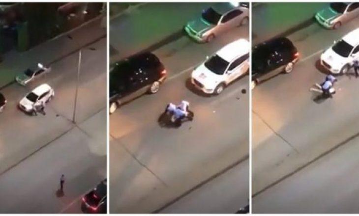 Arrestohet një taksist në Prishtinë, dyshohet se policia përdori gjuhë të papërshtatshme (VIDEO)