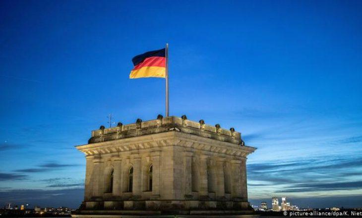 Gjermania zgjatë bllokimin deri më 31 janar