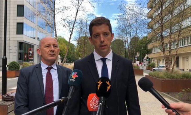 Gjuriq deklarohet pas takimit me Hysenin: Bisedime të vështira dhe të pakëndshme  – Vuçiq do të ketë punë të vështirë