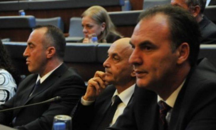 Shtyhet takimi në mes partive të koalicionit, shkak Fatmir Limaj