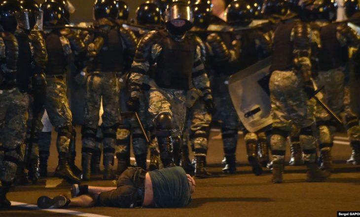 Serbia mohon se ushtarët e saj po marrin pjesë në shtypjen e protestave në Bjellorusi