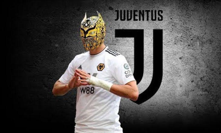 Juventus po e fiton garën për sulmuesin meksikan