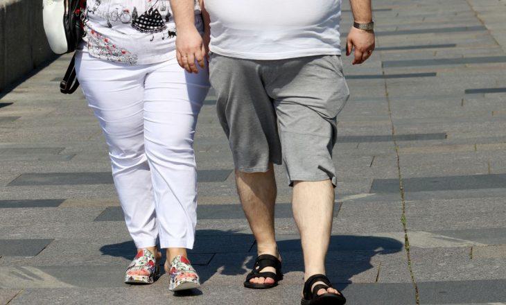 Obeziteti rrit rrezikun e komplikimeve nga Covid-19, dëmton efikasitetin e vaksinave, zbulon studimi