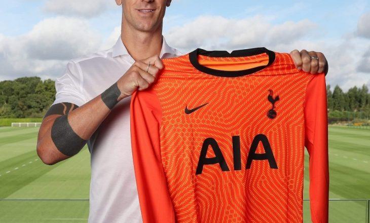 ZYRTARE: Joe Hart transferohet tek Tottenham Hotspur